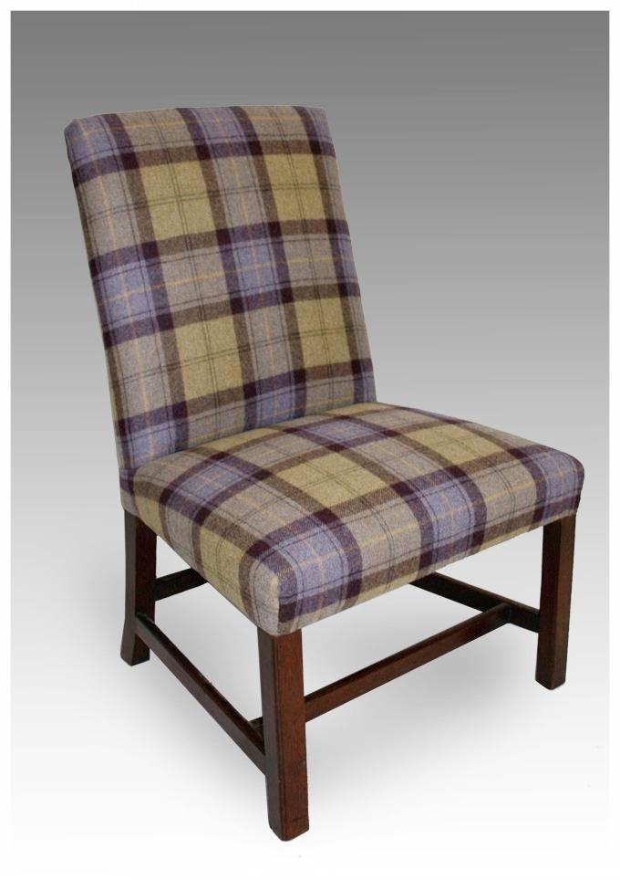 A George III Easy Chair, Circa 1780. £1450.